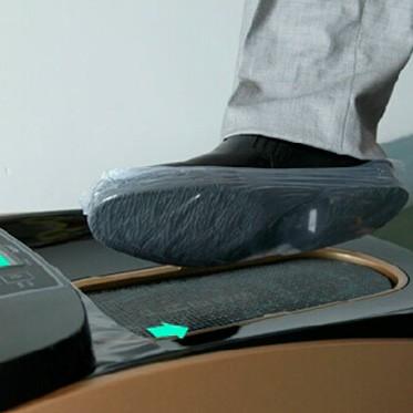 Аппарат для надевания бахил бронзовый