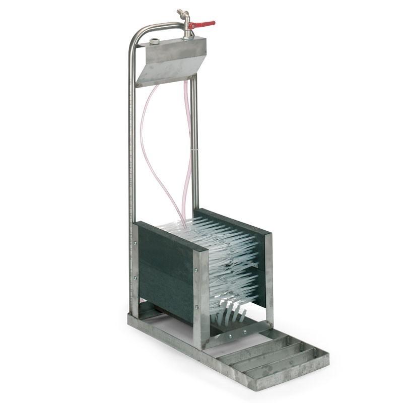 Аппарат для чистки сапог